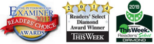 Readers choice awards for Pet Grooming